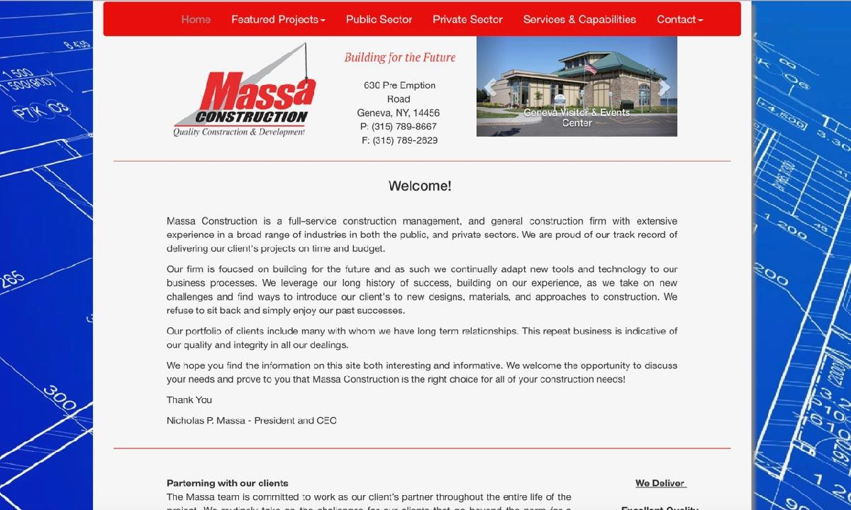 Massa Construction